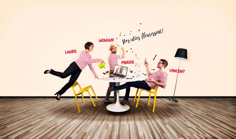 Equipe Coqueliko Communication